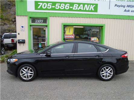 2016 Ford Fusion SE (Stk: ) in Sudbury - Image 1 of 6