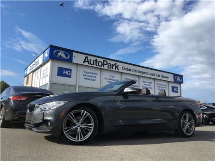2016 BMW 428i xDrive (Stk: 16-22027) in Brampton - Image 1 of 25