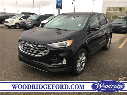 2019 Ford Edge Titanium (Stk: K-2694) in Calgary - Image 1 of 5