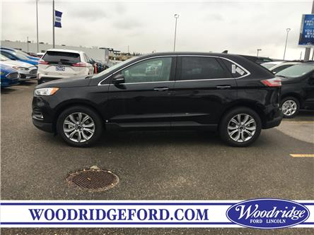 2019 Ford Edge Titanium (Stk: K-2694) in Calgary - Image 2 of 5