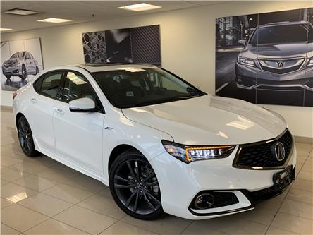 2020 Acura TLX Tech A-Spec (Stk: TX12727) in Toronto - Image 1 of 10