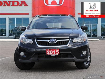 2015 Subaru XV Crosstrek Touring (Stk: 20174B) in Cambridge - Image 2 of 27