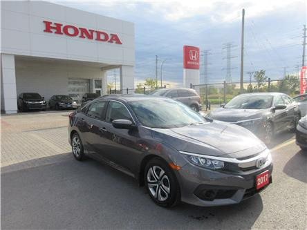 2017 Honda Civic LX (Stk: SS3651) in Ottawa - Image 1 of 17