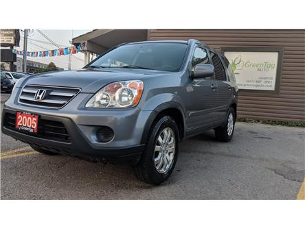 2005 Honda CR-V EX-L (Stk: 5399) in Mississauga - Image 1 of 27
