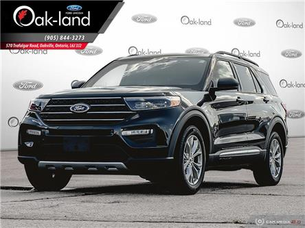 2020 Ford Explorer XLT (Stk: 0T001) in Oakville - Image 1 of 25