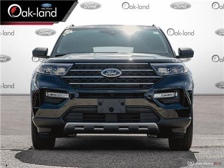 2020 Ford Explorer XLT (Stk: 0T001) in Oakville - Image 2 of 25