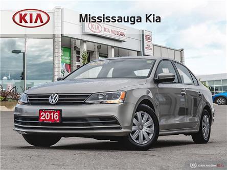 2016 Volkswagen Jetta 1.4 TSI Trendline+ (Stk: 3197P) in Mississauga - Image 1 of 25