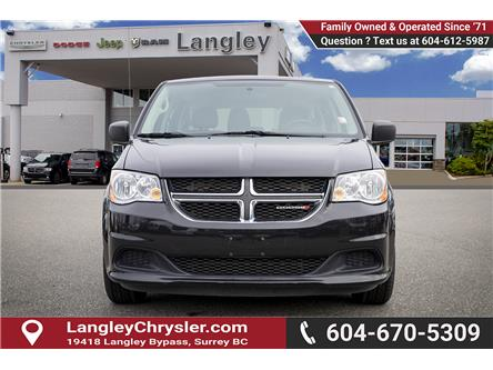 2016 Dodge Grand Caravan SE/SXT (Stk: K683953A) in Surrey - Image 2 of 20