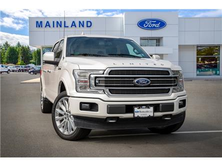 2018 Ford F-150 Limited (Stk: P5147) in Vancouver - Image 1 of 30