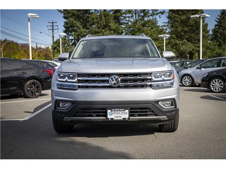 2019 Volkswagen Atlas 3.6 FSI Highline (Stk: KA595843) in Vancouver - Image 2 of 25
