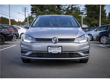2019 Volkswagen Golf 1.4 TSI Comfortline (Stk: KG030719) in Vancouver - Image 2 of 18