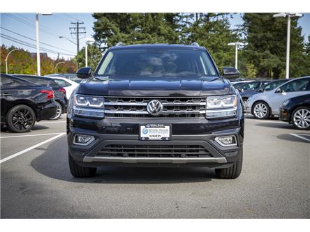 2019 Volkswagen Atlas 3.6 FSI Highline (Stk: VW0973) in Vancouver - Image 2 of 24