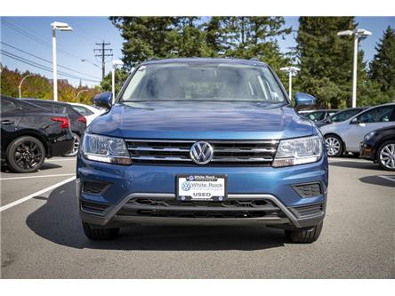 2019 Volkswagen Tiguan Trendline (Stk: VW0974) in Vancouver - Image 2 of 24