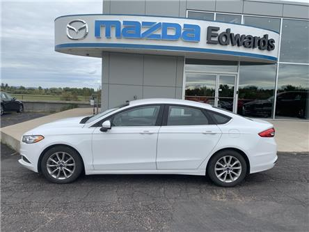2017 Ford Fusion SE (Stk: 22013) in Pembroke - Image 1 of 10