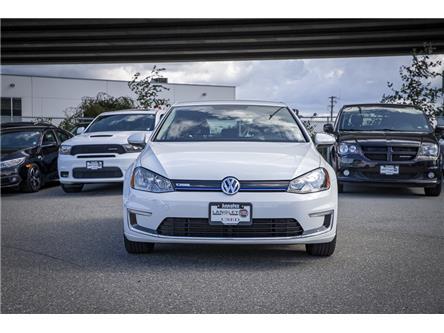 2016 Volkswagen e-Golf SE (Stk: LF4422) in Surrey - Image 2 of 28