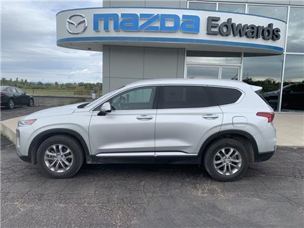 2019 Hyundai Santa Fe ESSENTIAL (Stk: 22028) in Pembroke - Image 1 of 12