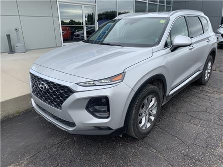 2019 Hyundai Santa Fe ESSENTIAL (Stk: 22028) in Pembroke - Image 2 of 12