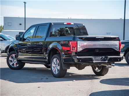 2017 Ford F-150 Platinum (Stk: 19F1906T) in St. Catharines - Image 2 of 22