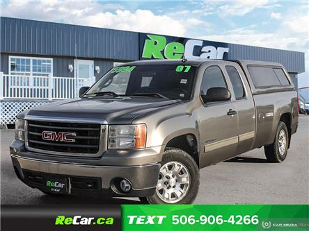 2007 GMC Sierra 1500 SLE (Stk: 190164B) in Saint John - Image 1 of 19