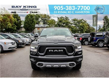 2020 RAM 1500 Sport/Rebel (Stk: 207008) in Hamilton - Image 2 of 28