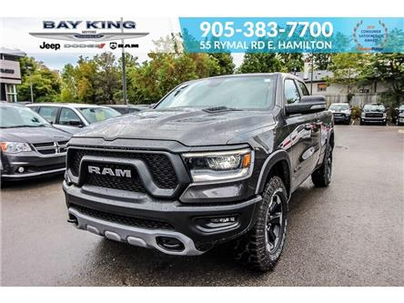 2020 RAM 1500 Sport/Rebel (Stk: 207009) in Hamilton - Image 1 of 26