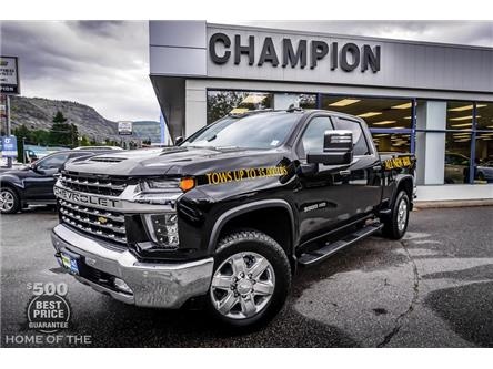 2020 Chevrolet Silverado 3500HD LTZ (Stk: 20-05) in Trail - Image 1 of 30