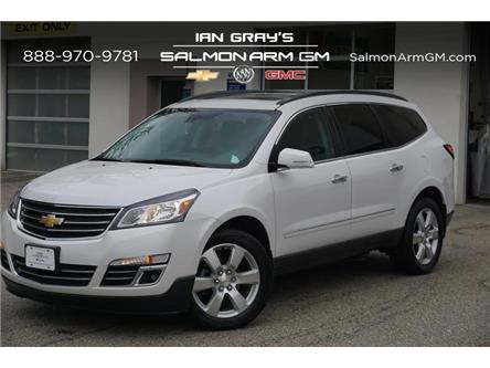 2017 Chevrolet Traverse Premier (Stk: 19-408A) in Salmon Arm - Image 1 of 24