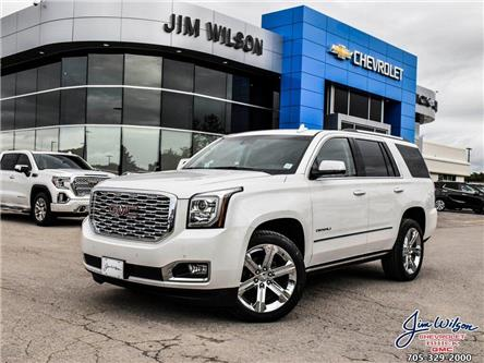 2020 GMC Yukon Denali (Stk: 20207) in Orillia - Image 1 of 26