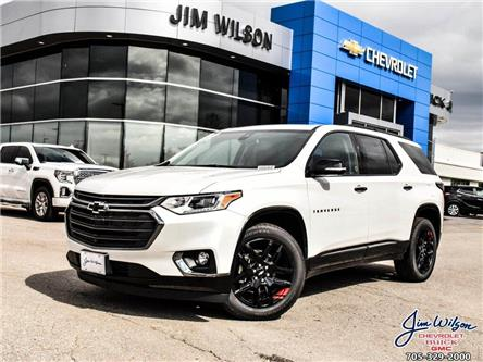 2020 Chevrolet Traverse Premier (Stk: 202014) in Orillia - Image 1 of 28
