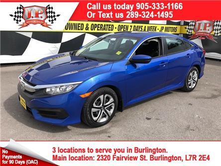 2018 Honda Civic LX (Stk: 48044r) in Burlington - Image 1 of 23