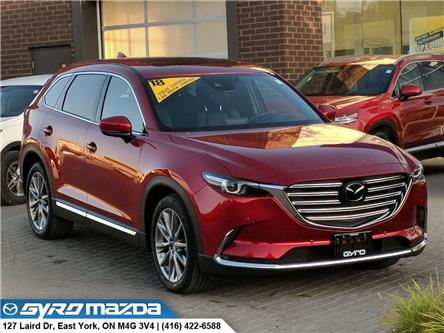 2018 Mazda CX-9 GT (Stk: 29114A) in East York - Image 1 of 30