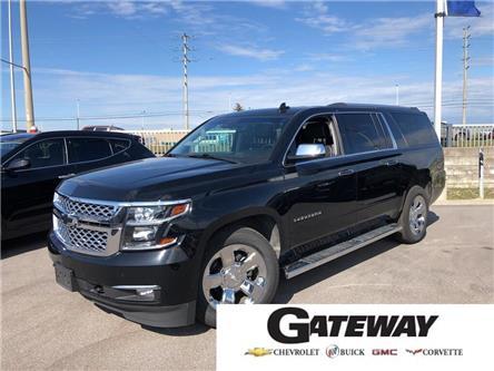 2017 Chevrolet Suburban Premier|Navi|HUD|Vented Seats|22-Inch| (Stk: 386636A) in BRAMPTON - Image 1 of 24