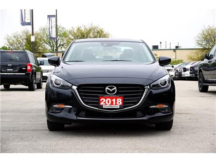 2018 Mazda Mazda3 GT| SUNROOF| BLINDSPOT MONITOR| 18in WHEELS (Stk: DR108A) in Burlington - Image 2 of 44