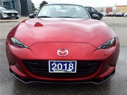 2018 Mazda MX-5 50th Anniversary Edition (Stk: X251) in Milton - Image 2 of 16