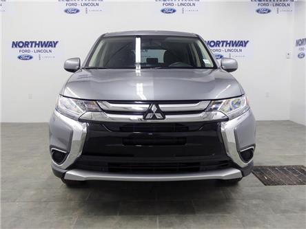 2018 Mitsubishi Outlander ES | AWD | HTD SEATS | BACKUP CAM | BLUETOOTH | (Stk: DR548) in Brantford - Image 2 of 34
