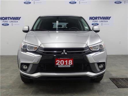 2018 Mitsubishi RVR SE | AWD | HTD SEATS | BACKUP CAM | BLUETOOTH | (Stk: DR417) in Brantford - Image 2 of 33