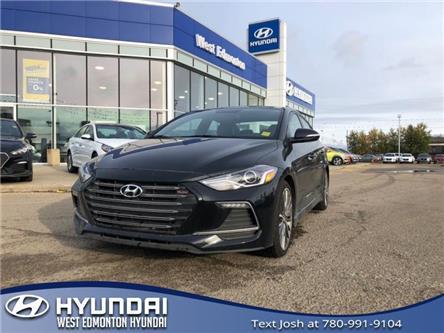 2018 Hyundai Elantra  (Stk: E4641) in Edmonton - Image 1 of 24