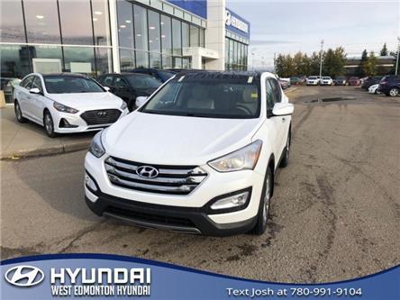 2016 Hyundai Santa Fe Sport 2.0T Limited (Stk: 9912A) in Edmonton - Image 2 of 30