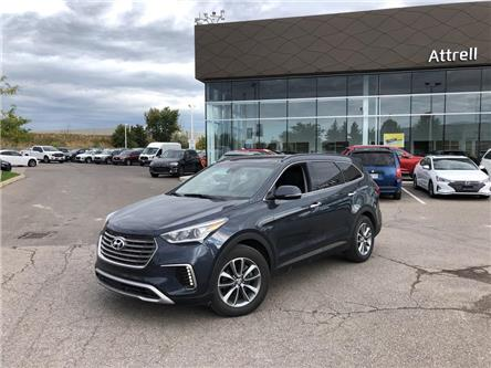 2019 Hyundai Santa Fe XL Luxury (Stk: KM8SND) in Brampton - Image 1 of 18