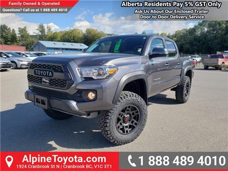 2019 Toyota Tacoma TRD Off Road (Stk: X207176) in Cranbrook - Image 1 of 23