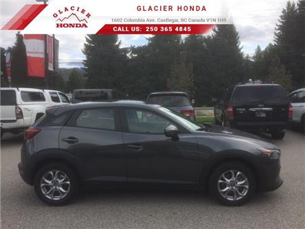 2018 Mazda CX-3 GS (Stk: 9-1106-0) in Castlegar - Image 1 of 28