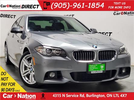 2016 BMW 535d xDrive (Stk: CN5958) in Burlington - Image 1 of 37