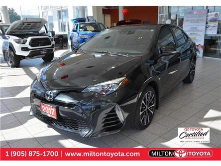 2017 Toyota Corolla  (Stk: 857208) in Milton - Image 1 of 38