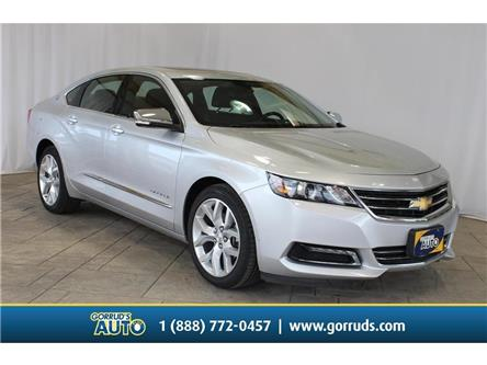 2018 Chevrolet Impala 2LZ (Stk: 170005) in Milton - Image 1 of 48