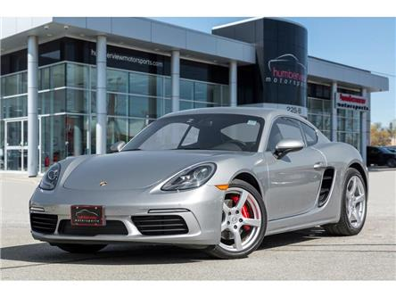 2018 Porsche 718 Cayman S (Stk: 19HMS977) in Mississauga - Image 1 of 20
