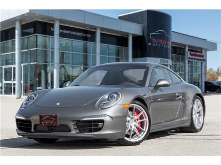 2014 Porsche 911 Carrera 4S (Stk: 19HMS954) in Mississauga - Image 1 of 23