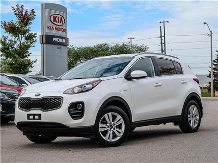 2019 Kia Sportage LX (Stk: 6546P) in Scarborough - Image 1 of 28