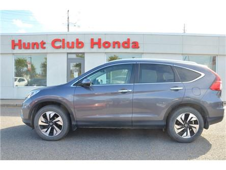 2016 Honda CR-V Touring (Stk: 7290A) in Gloucester - Image 1 of 25
