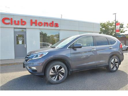 2016 Honda CR-V Touring (Stk: 7290A) in Gloucester - Image 2 of 25
