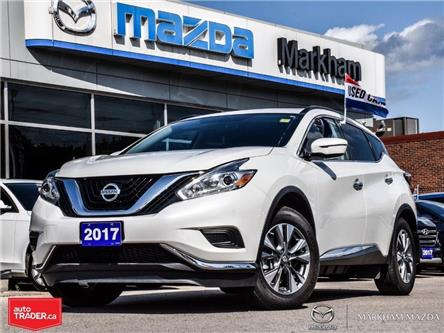 2017 Nissan Murano S (Stk: D5200008A) in Markham - Image 1 of 28